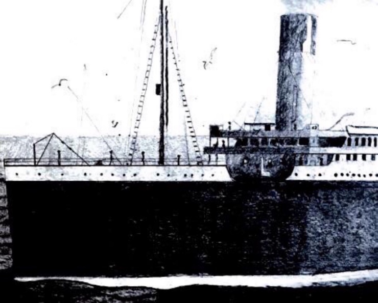 Art Konst Andreas Rörqvist Titanic